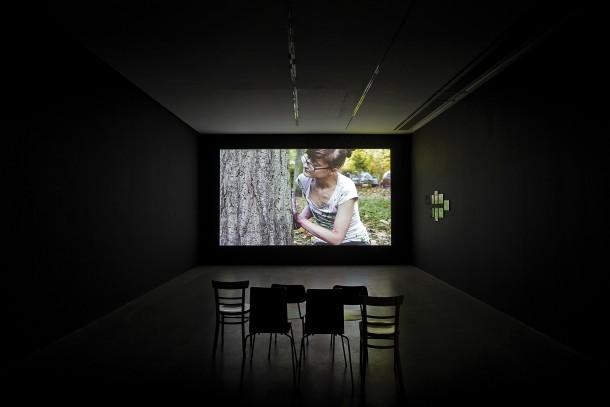 widok wystawy, fot. Natalia Miedziak