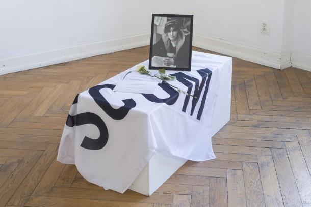 widok ekspozycji | Galeria Miłość | fot. Tytus Szabelski