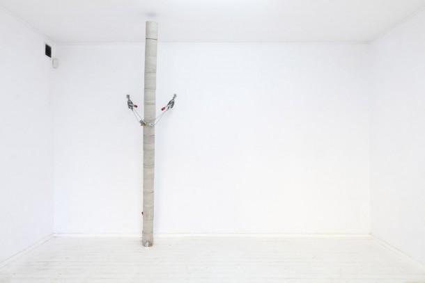 exhibition view, Portrait Studio Gallery, phot. Maciej Łuczak